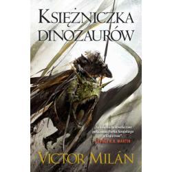 KSIĘŻNICZKA DINOZAURÓW WŁADCY DINOZAURÓW 3 Milan Victor