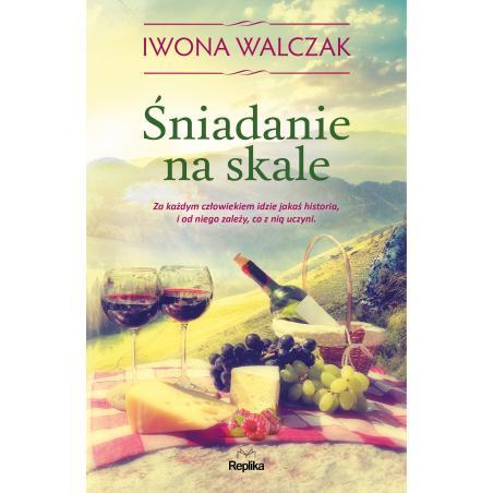 ŚNIADANIE NA SKALE Iwona Walczak