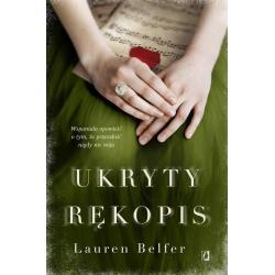 UKRYTY RĘKOPIS Lauren Belfer