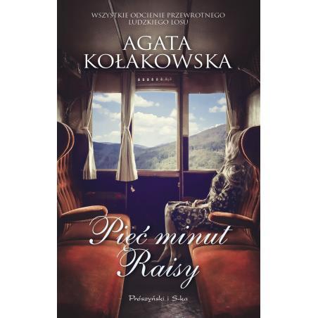 PIĘĆ MINUT RAISY Agata Kołakowska