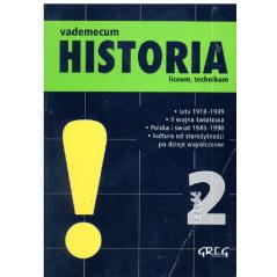 VADEMECUM HISTORIA. CZĘŚĆ2. LICEUM, TECHNIKUM. Piotr Czerwiński