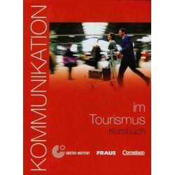KOMUNIKATION IM TOURISMUS. JĘZYK NIEMIECKI. PODRĘCZNIK +CD.  Dorothea Levy-Hillerich
