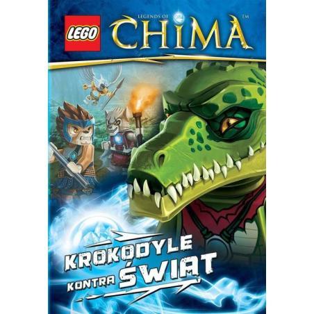 LEGO® THE LEGENDS OF CHIMA™. . KROKODYLE KONTRA ŚWIAT.