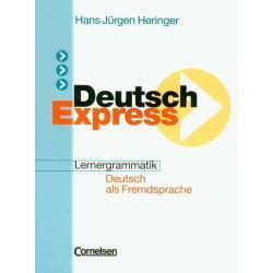 DEUTSCH EXPRESS. PODRĘCZNIK. JĘZYK NIEMIECKI. Hans Jurgen Heringer