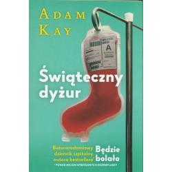 ŚWIĄTECZNY DYŻUR Adam Kay