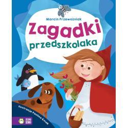ZAGADKI PRZEDSZKOLAKA Przewoźniak Marcin