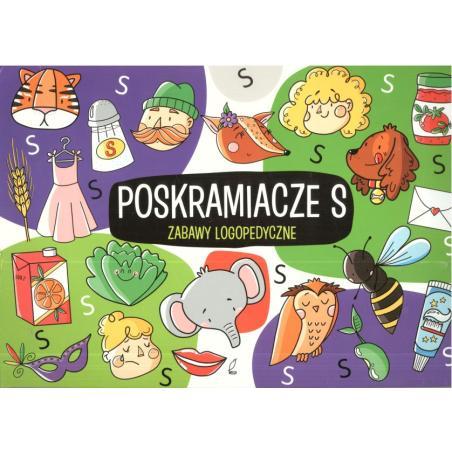 POSKRAMIACZEK S ZABAWY LOGOPEDYCZNE Ewelina Protasewicz