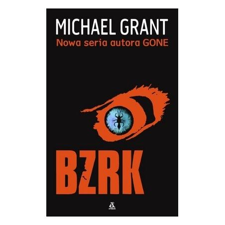 BZRK Michael Grant