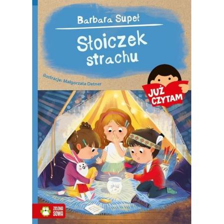 SŁOICZEK STRACHU Barbara Supeł