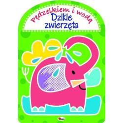 PĘDZELKIEM I WODĄ DZIKIE ZWIERZĘTA Gensler-Buraczyńska Mirosława, Kwiecińska Anna