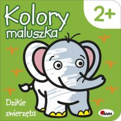 DZIKIE ZWIERZĘTA KOLORY MALUSZKA Kozera Piotr