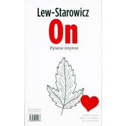 ON PYTANIA IMTYMNE \ ONA PYTANIA IMTYMNE  Zbigniew Lew-Starowicz