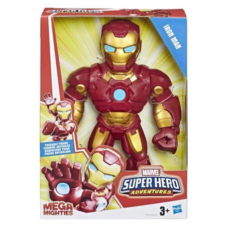 FIGURKA IRON MAN MARVEL SUPER HERO ADVENTURES 3+