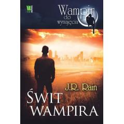 ŚWIAT WAMPIRA J.R. Rain
