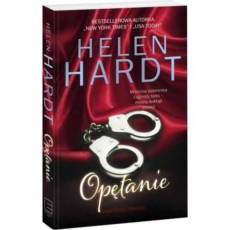 OPĘTANIE SAGA BRACI STEELÓW 3 Helen Hardt