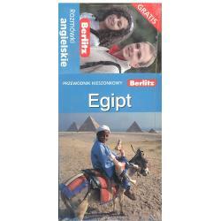 EGIPT. PRZEWODNIK KIESZONKOWY + ROZMÓWKI ANGIELSKIE.