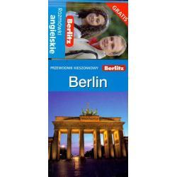 BERLIN. PRZEWODNIK KIESZONKOWY + ROZMÓWKI ANGIELSKIE.