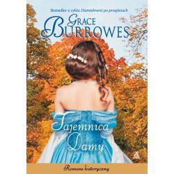 TAJEMNICA DAMY WYD. 2 Burrowes Grace