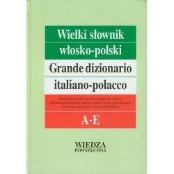 WIELKI SLOWNIK WLOSKO-POLSKI.
