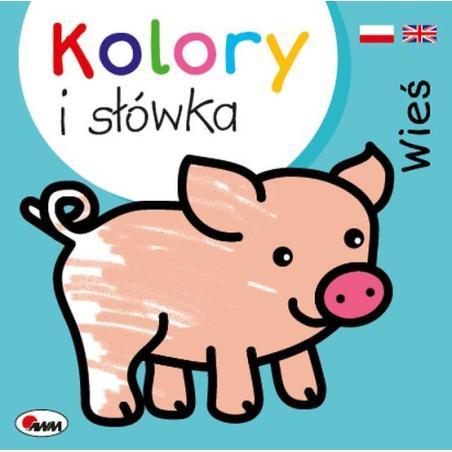 WIEŚ KOLORY I SŁÓWKA Piotr Kozera 3+