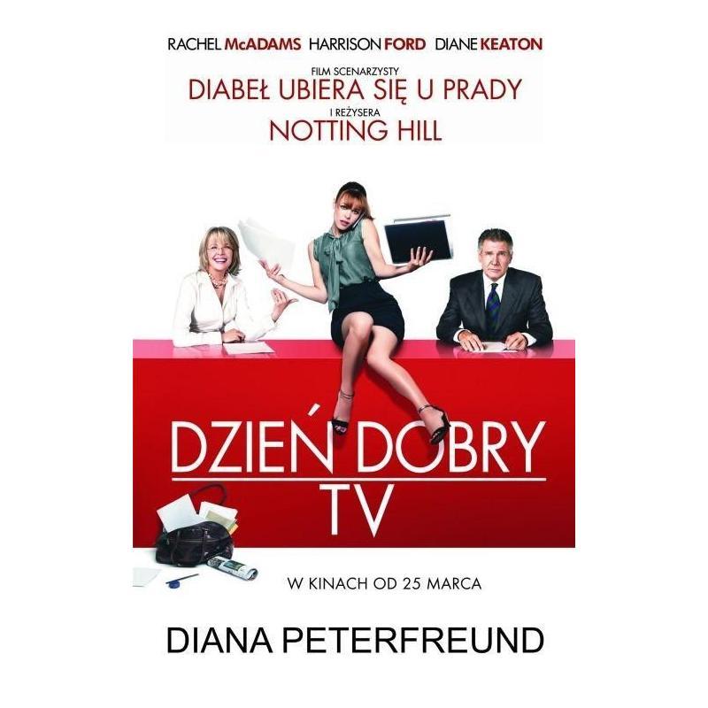 DZIEŃ DOBRY TV Peterfreund Diana