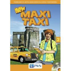 JĘZYK ANGIELSK.I NEW MAXI TAXI 2. PODRĘCZNIK +CD. SZKOŁA PODSTAWOWA. Anna Walewska, Agnieszka Otwinowska-Kasztelanic