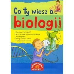 CO TY WIESZ O... BIOLOGII. Maskell Hazel