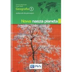 GEOGRAFIA. NOWA NASZA PLANETA. PODRĘCZNIK. Paweł Wład