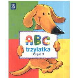 ABC TRZYLATKA. CZĘŚĆ 2. Anna Łada-Grodzicka