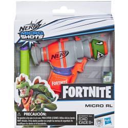 FORTNITE MIOTACZ NERF MICROSHOTS 8+