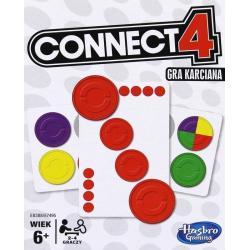 CONNECT 4 GRA KARCIANA 6+