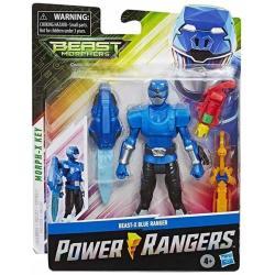 FIGURKA POWER RANGERS BEAST-X BLUE NIEBIESKI RANGER 4+