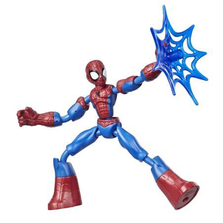FIGURKA SPIDER-MAN MARVEL BEND AND FLEX 4+