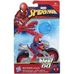 ŚCIGACZ SPIDER MAN BLAST N GO MARVEL 3+
