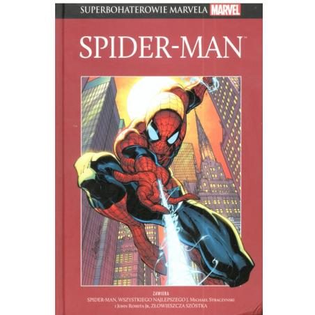 SUPERBOHATEROWIE MARVELA 1 SPIDER-MAN