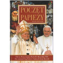 POCZET PAPIEŻY. OD ŚW. PIOTRA DO JANA PAWŁA II I BENEDYKTA XVI. Michał Gryczyński