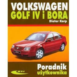 VOLKSWAGEN GOLF IV I BORA. PORADNIK UŻYTKOWNIKA. Dieter Korp