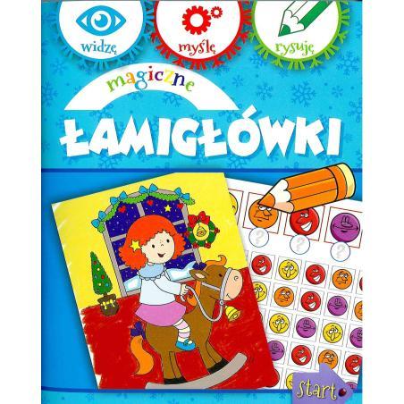 MAGICZNE ŁAMIGŁÓWKI Wiśniewska Anna