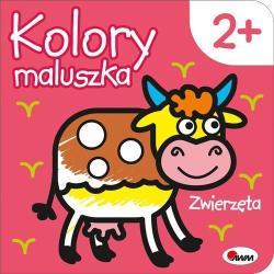 ZWIERZĘTA KOLORY MALUSZKA Piotr Kozera 2+