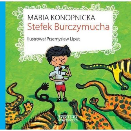 STEFEK BURCZYMUCHA Konopnicka Maria