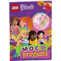 LEGO FRIENDS MOC PRZYJAŹNI 6+