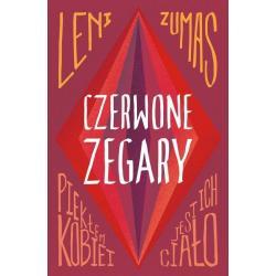CZERWONE ZEGARY Leni Zumas