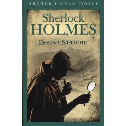 SHERLOCK HOLMES DOLINA STRACHU Arthur Conan Doyle