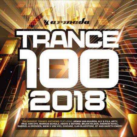 TRANCE 100 2018 4 CD