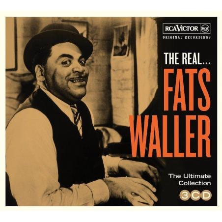 FATS WALLER THE REAL... 3 CD