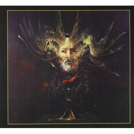 BEHEMOTH THE SATANIST CD