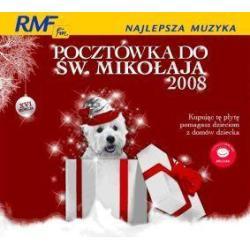 POCZTÓWKA DO ŚWIĘTEGO MIKOŁAJA 2008 EDYCJA LIMITOWANA CD