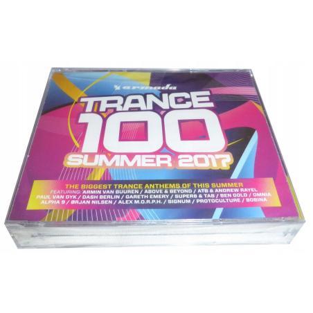 TRANCE 100 SUMMER 2017 4 CD