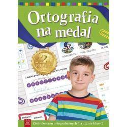 ORTOGRAFIA NA MEDAL Agnieszka Bator