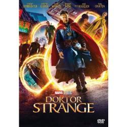 DOKTOR STRANGE DVD PL